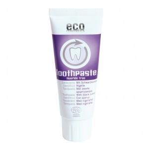 Eco Cosmetics Tandpasta zonder munt en fluoride 75ml