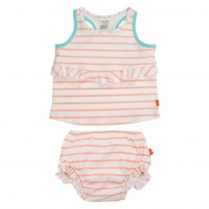 Lässig Splash & Fun UV Tankini Sailor Peach