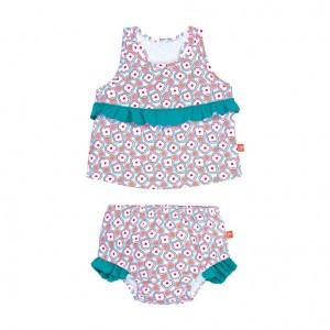 Lässig Splash & Fun UV Tankini Bloemen