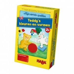 Haba Spel Teddy's kleuren en vormen