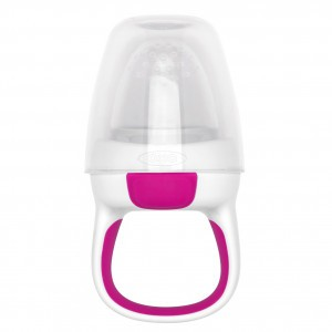 Oxo Tot Teething Feeder Roze