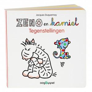 Oogappel Leesboek Zeno en Kamiel - Tegenstellingen