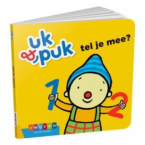 Zwijsen Uk & Puk Tel je mee?