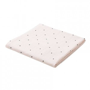 Liewood Swaddle Classic Dot Sweet Rose