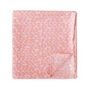 Trixie Tetradoek Groot Pebble Pink 2 stuks
