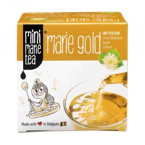 Mini Marie Tea Theezakjes 'Gold'