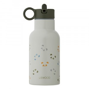 Liewood Thermische Drinkbus Panda Dove Blue Multi Mix