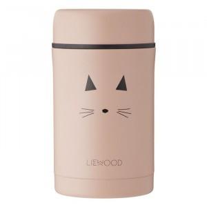 Liewood Thermosbox (500 ml) Kat Roze