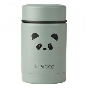Liewood Thermosbox (250 ml) Panda Peppermint