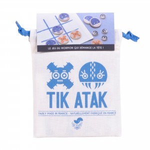 Les Jouets Libres Reisspel Tic-Tac-Toe 'Tik Atak'