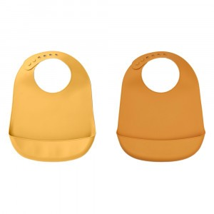 Liewood Silicone Slab Yellow Mellow Mix (2 pack)