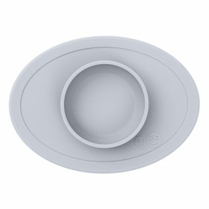 EZPZ Tiny Bowl Licht Grijs