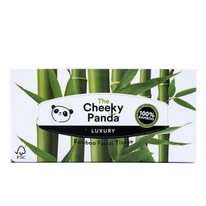The Cheeky Panda Tissues Box