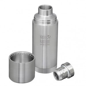 Klean Kanteen Thermos Insulated TKPro (750 ml) Brushed Stainless