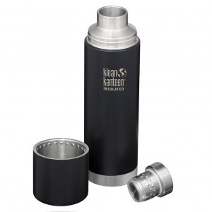 Klean Kanteen Thermos Insulated TKPro (1 liter) Shale Black