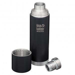 Klean Kanteen Thermos Insulated TKPro (1 liter) Shale Black