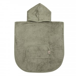 Timboo Poncho Whisper Green