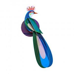 Studio Roof 3D Birds - Paradise Birds, Banda