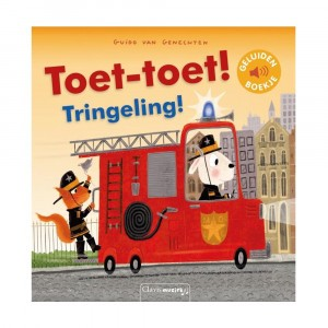 Clavis Geluidenboekje Toet-toet! Tringeling!