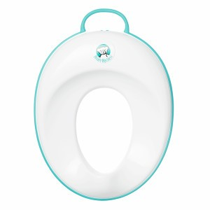 BabyBjörn Toilet Trainer Wit/Turquoise