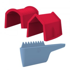 Zsilt Strandset 3-delig Toolbox