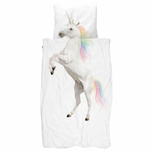 Snurk Beddengoed Unicorn 140 x 200/220 cm