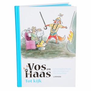 Lannoo Boek Vos en Haas 'Tot kijk'