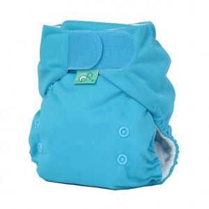 Totsbots Peenut Wrap Blauw maat 1 (2,7-8 kg)