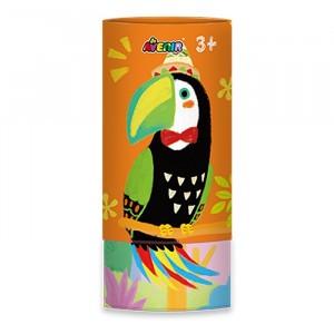 Avenir Zijdezachte Waskrijtjes (12 kleuren) Toucan