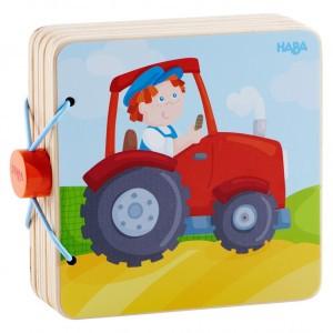 Haba Babyboek Tractor