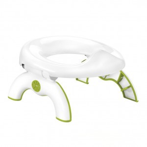 Oxo Tot Go Potty Groen 2 in 1