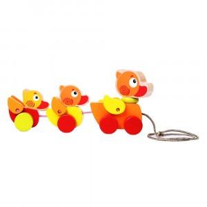 Cubika Trekspeeltje Traveling Ducks