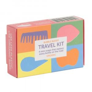 Bubble Buddy Travel Kit (4 x 25 g)