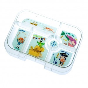 Yumbox Original Tray Piraten
