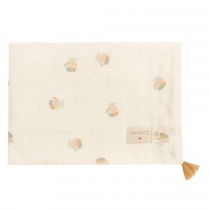 Nobodinoz Treasure Summer Dekentje (70 x 100cm) Blossom