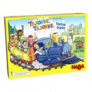 Haba Spel Tsjoeke Tsjoeke kleine trein