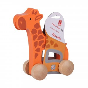 Hape Trekdiertje Giraf