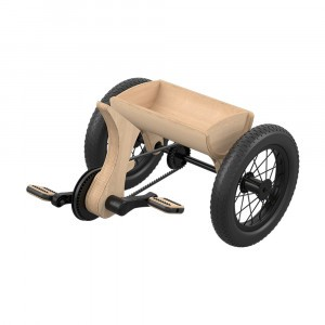 Leg & go Tricycle add-on