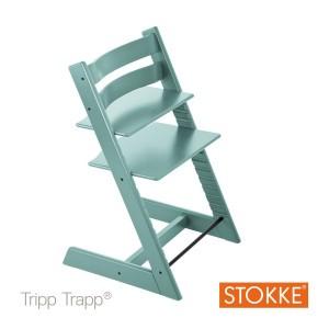 Stokke Tripp Trapp Stoel Aquablauw