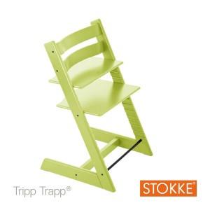 Stokke Tripp Trapp Stoel Groen