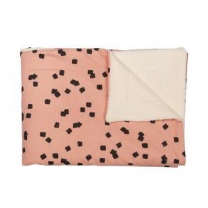 Trixie Fleece Dekentje dubbel Squares 75 x 100 cm