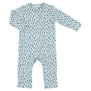 Trixie  Onesie Blue Meadow