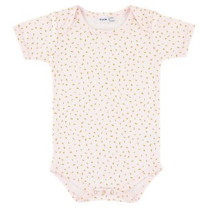Trixie Body met Korte Mouwen Moonstone