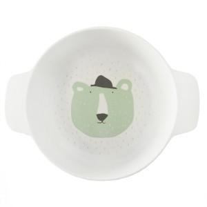 Trixie Bamboo Kom Mr. Polar Bear