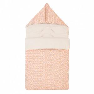 Trixie Baby Voetenzak (voor draagmand & autostoel) Pebble Pink