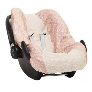 Trixie Hoes Pebble Maxi Cosi Pebble Pink