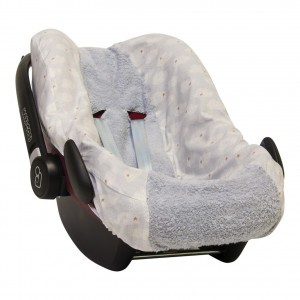 Trixie Hoes Pebble Maxi Cosi Wolken