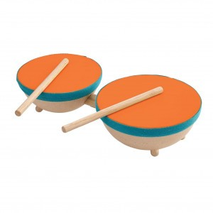 Plan Toys Dubble Drum