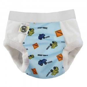 Super Undies Night Time Hero Nachtluier Trucks ( 2-6 jaar )