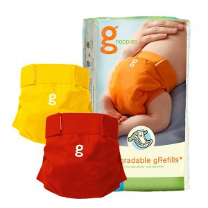 gDiapers Testpakket (Small)